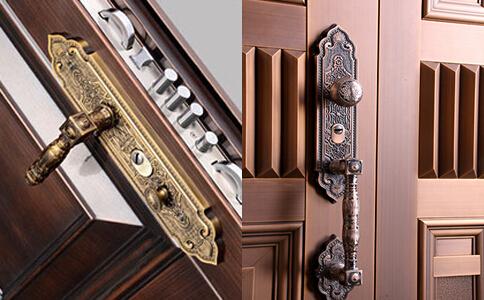 青岛别墅防盗铜门的防盗等级是如何划分的?
