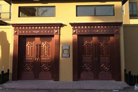淄博别墅铜门批发厂家,只做专业好铜门