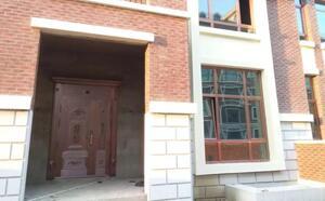 网上选择青岛别墅铜门厂家,先看厂家做过哪些铜门制作案例