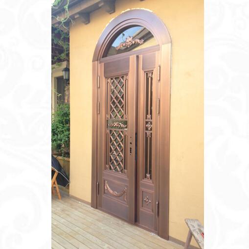 相信我,这款TM-6050别墅铜门定会让您的别墅变得更漂亮
