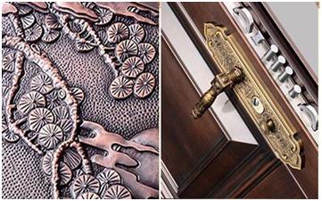别墅铜门日常维护 别墅铜门的保养方法有哪些