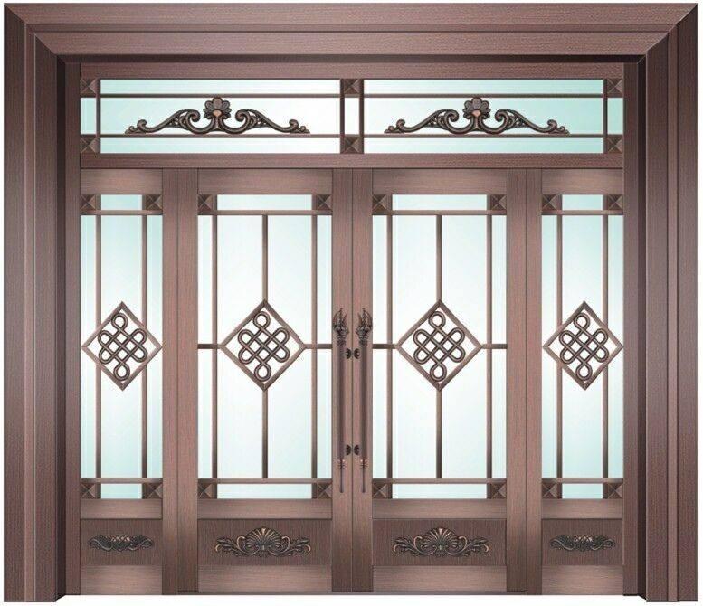 冬季天气寒冷,您的别墅铜门有好好保养吗?