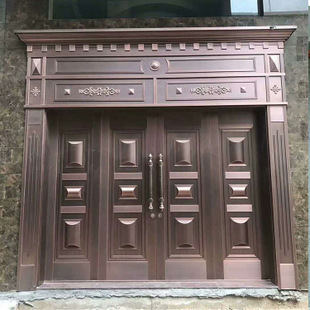 这些保护别墅入户铜门的小妙招您知道吗?