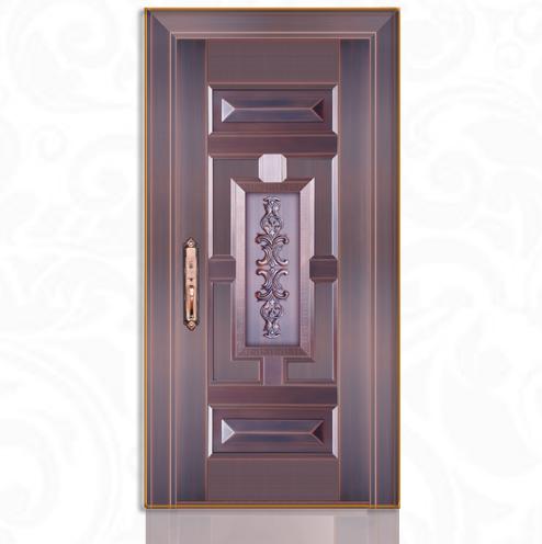 别墅进户铜门 TM-6036