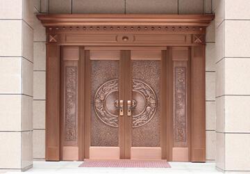 淄博铜门厂家为您解读:影响淄博真铜门价格的因素有哪些